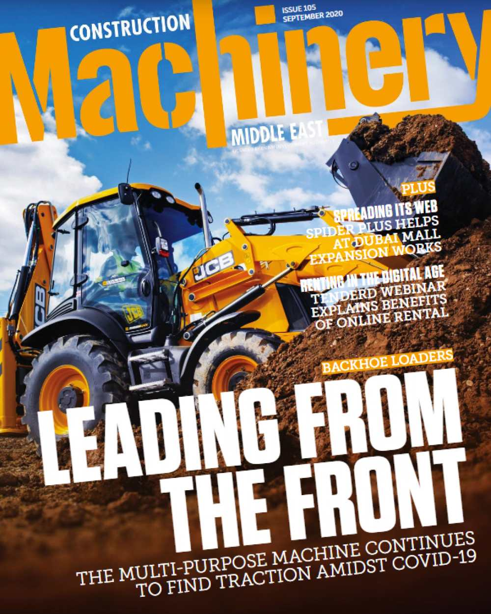 NTN SNR Industrial Tools at Construction Machinery Middle East September 2020 Issue