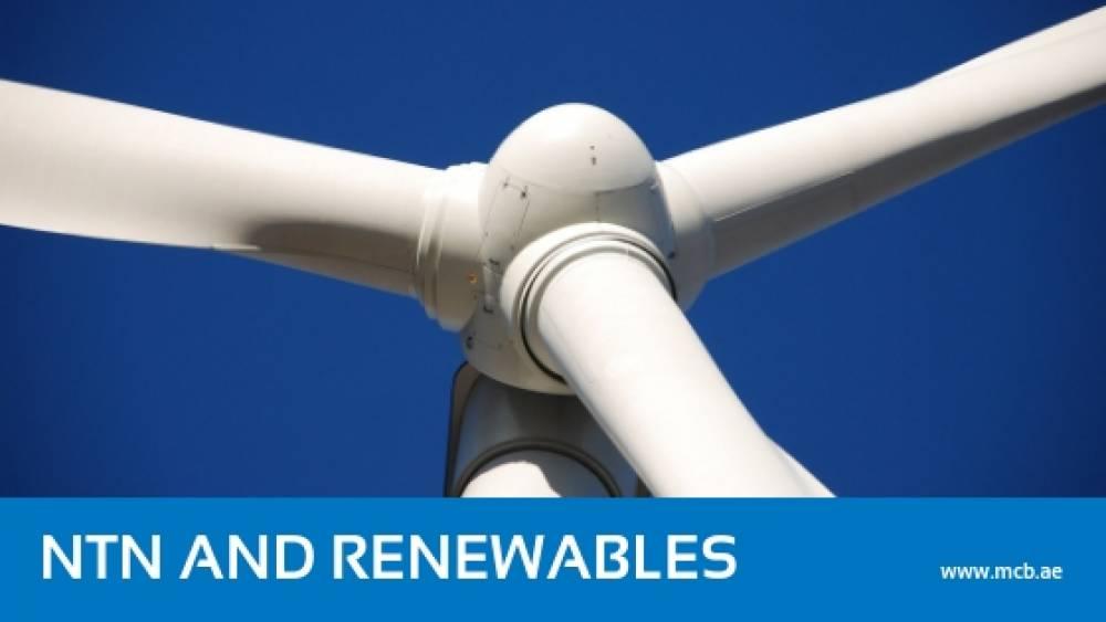 NTN and Renewables