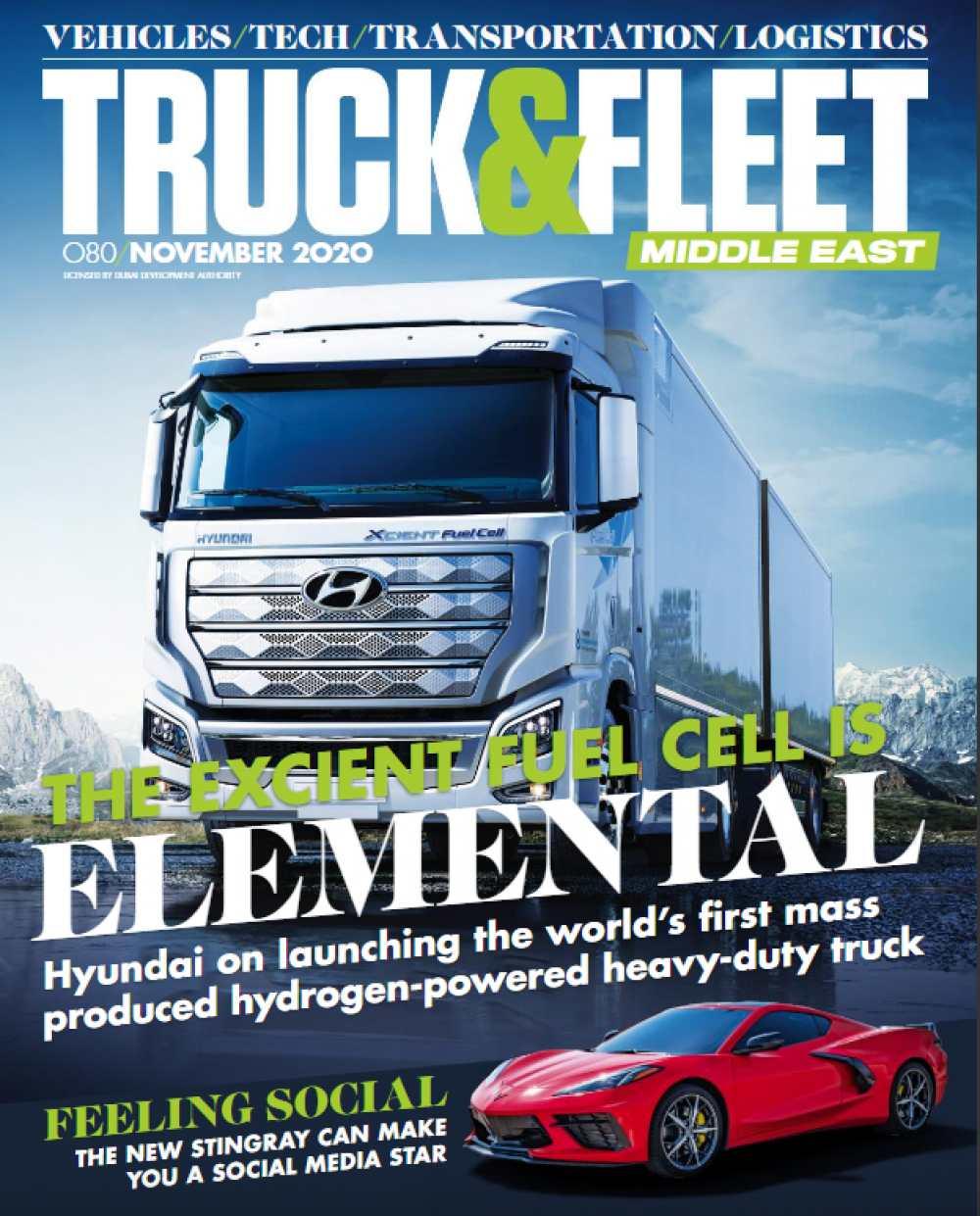Truck and Fleet November 2020 Issue