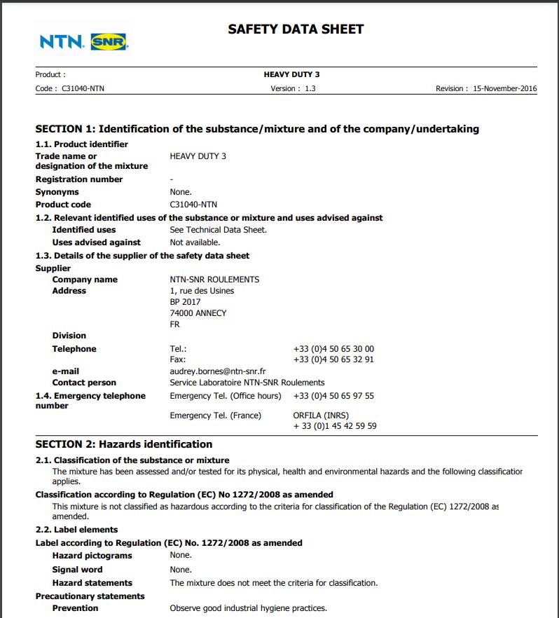 Industrial Catalog