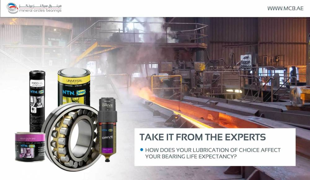 How does your lubrication of choice affect your bearing life expectancy?