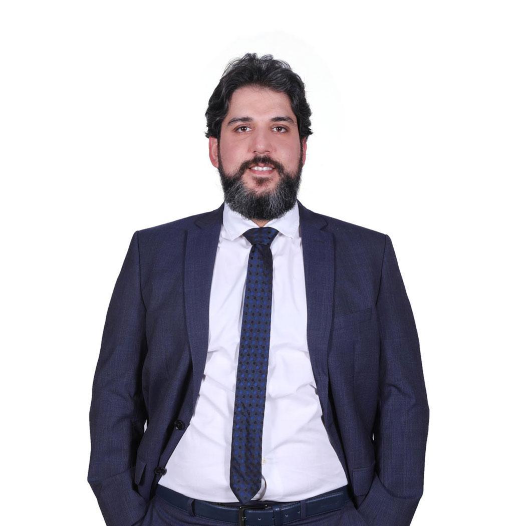 FILE PHOTO: (L-R) MCB's Managing Director Hassanein Alwan and Regional Sales Manager Rodrigo Paiva at Automechanika Dubai 2017./MINERAL CIRCLES BEARINGS/File Photo