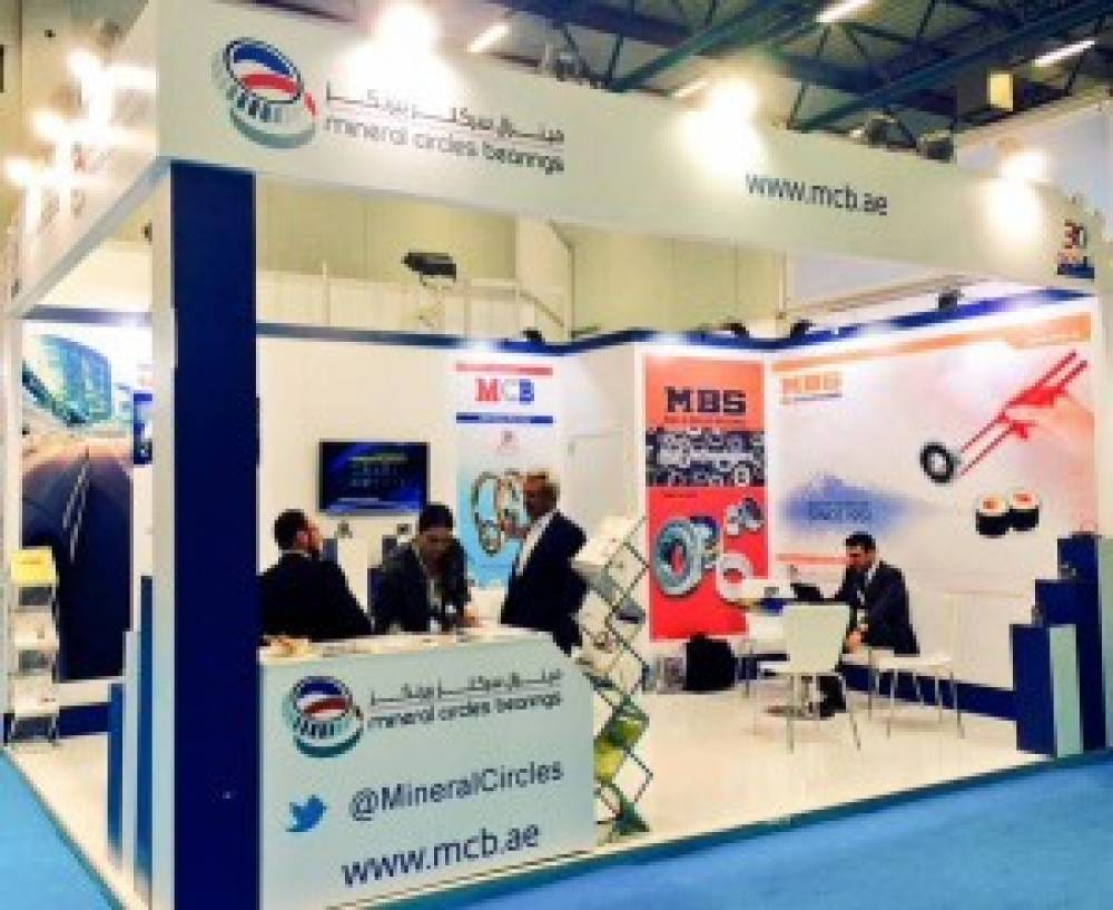 Mineral Circles Bearings participates in Automechanika Istanbul 2015
