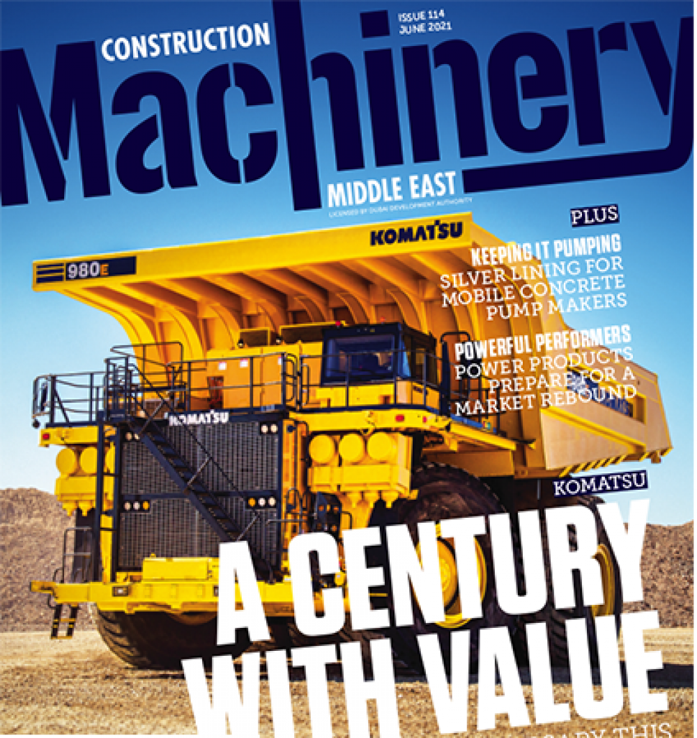 CPI Media Print and Digital Magazine 2021 Issues (Construction Machinery)