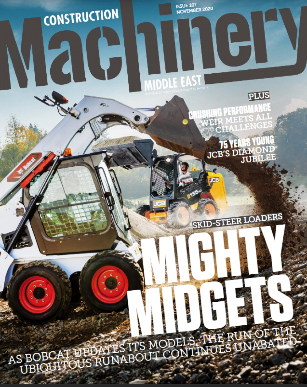 Construction Machinery November 2020 Issue
