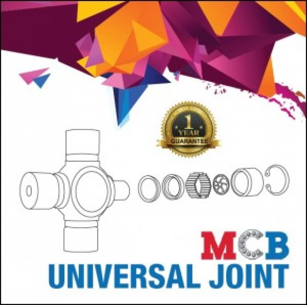 Introducing the MCB Universal Joint