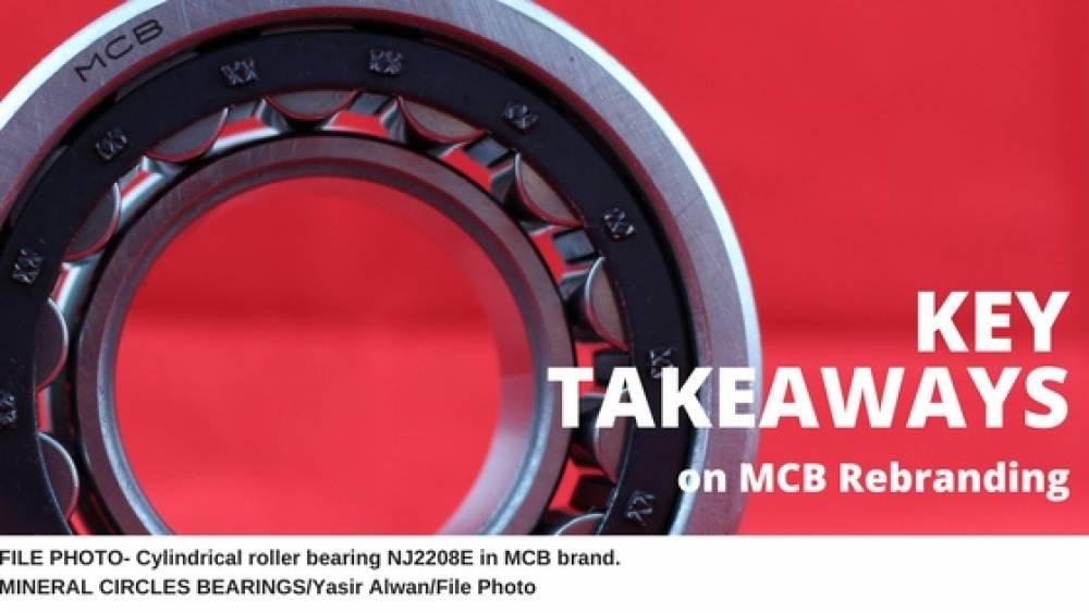 Key Takeaways On MCB Rebranding