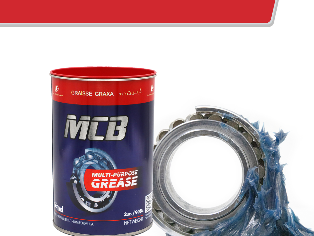 MCB Unveils Its Upgraded Advanced Multi-purpose Grease