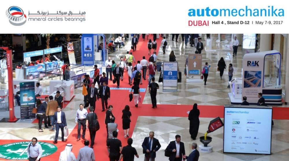 MCB Rebranding and Product Launchings are all set for Automechanika Dubai 2017