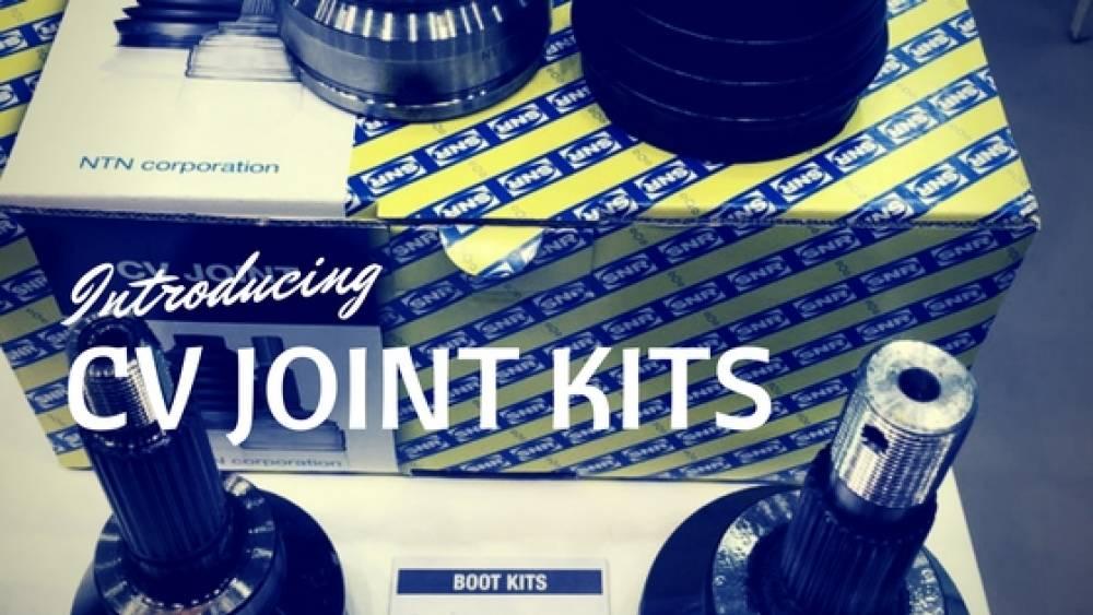 NTN-SNR unveils CV joint kits for its European market base