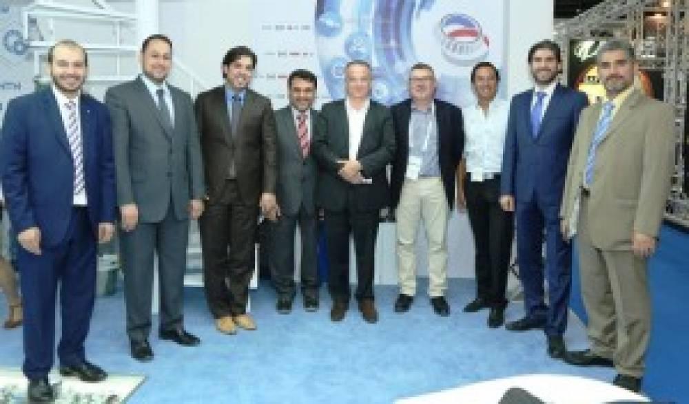 NTN-SNR France, ILJIN Global, and NTN Singapore join MCB in Automechanika Dubai 2015