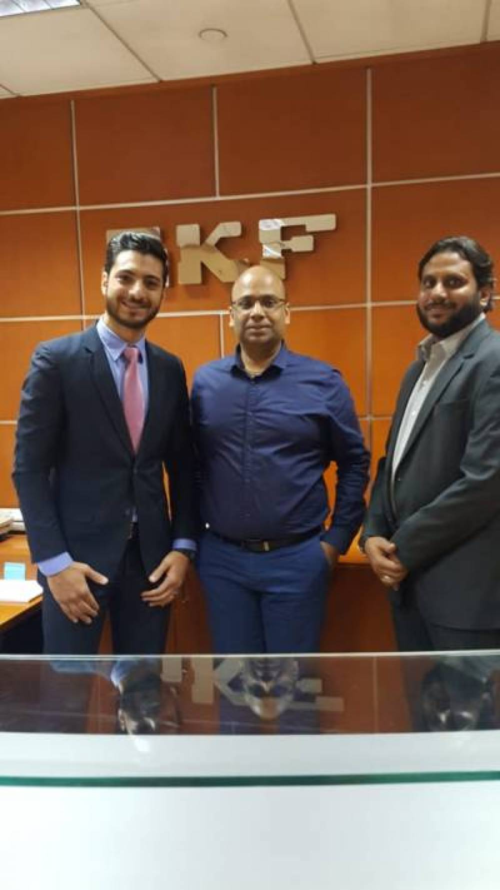 Sweden's SKF Teams Up with MCB for Automotive Aftermarket Services in the Middle East