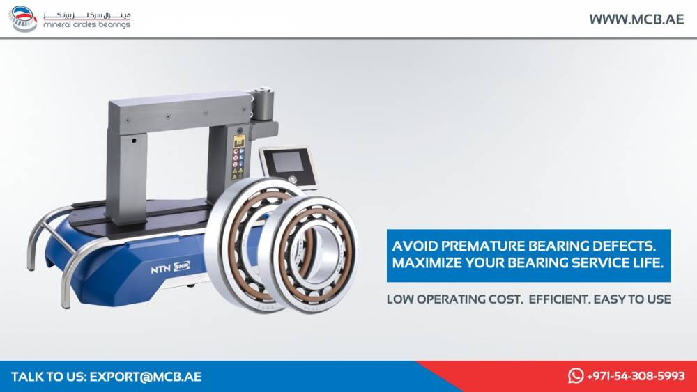 Resource Guide for Effective Bearing Maintenance with NTN SNR's Induction Heater Tool